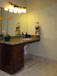 Academy Villas bedroom sink